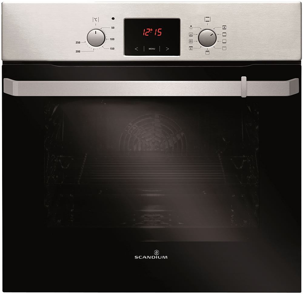 8 Function Built-in Oven Electric 60cm